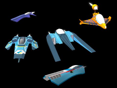 AirMess Ships